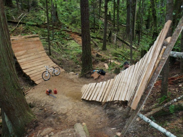 Backyard Quarter Pipe Plans : wood to build a quarterpipe  steadfast56skz